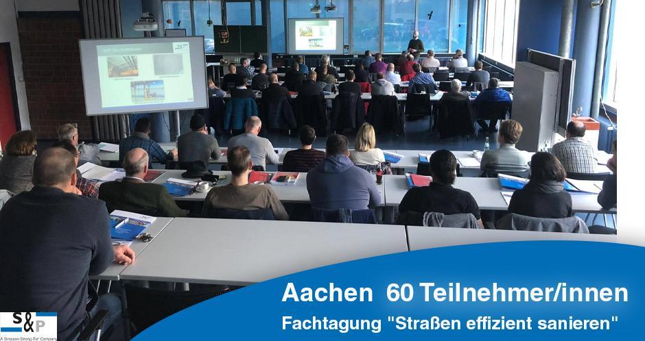 Fachtagung in Aachen