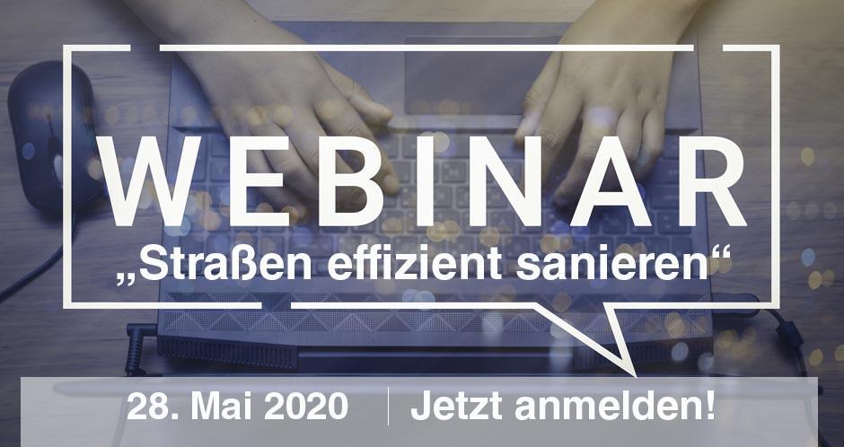 Webinar Einladung