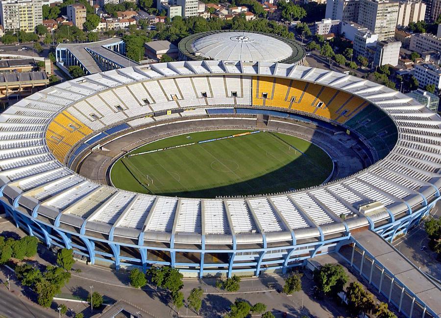 Maracanã Stadion, Rio de Janeiro