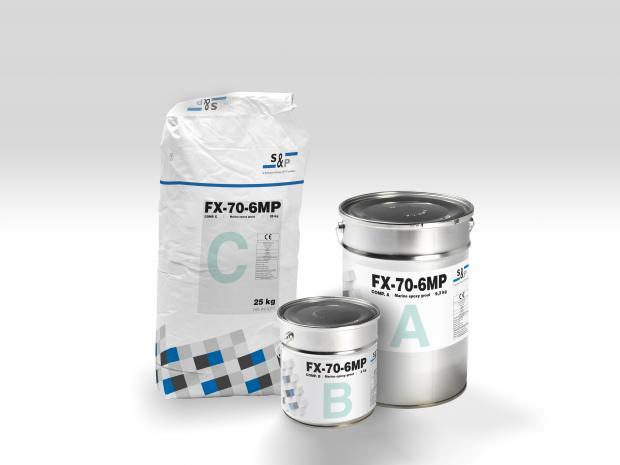 FX-70-6MP™ - Mehrzweck Unterwasser Epoxidharzmörtel