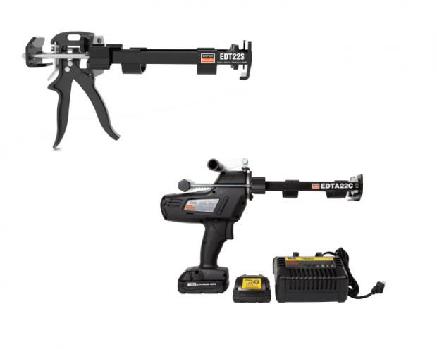 Auspresspistolen (mechanisch und elektrisch)