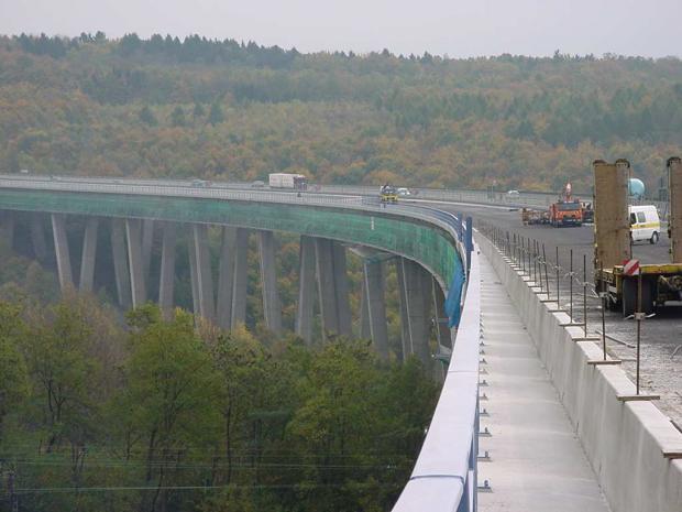 Ansicht Sulzbachtalbrücke